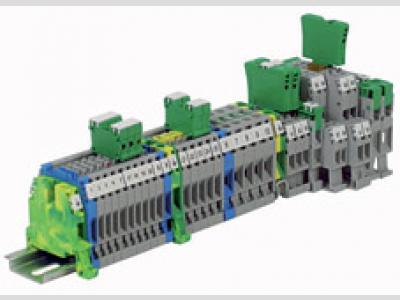 Moduláris sorkapcsok és tápegységek a CABUR-tól