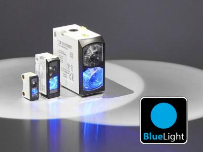 Sensopart  - BlueLight szenzorok a hatékonyság növeléséért