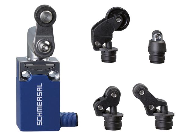 Új, kompakt és sokoldalú PS116 pozíciókapcsoló-sorozat a Schmersal-tól